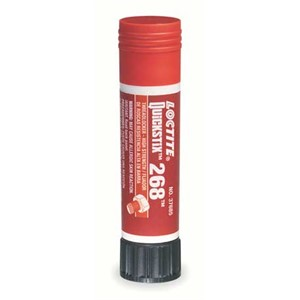Picture of 37685 Loctite Thread Sealant,9 gm TUBE #268 HI-STRENGTH RED THREADLOCKER