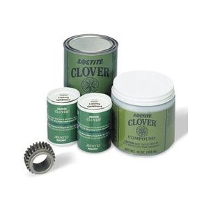 Picture of 39401 Loctite Silicone Carbide Grease,1LB A 280 GRT S/C G/M CLOVER LAPPING COMPOUND