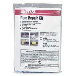 "Picture of 96321 Loctite Pipe Repair Kit,FIXMASTER Pipe REPAIR KIT 5.9,2""x6' TAPE Pipe REPAIR KIT"