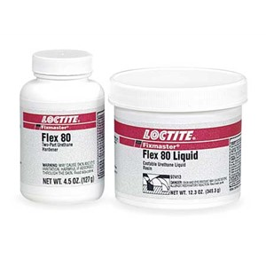 Picture of 97413 Loctite Pipe Repair Kit,LOCTITE FIXMASTER FLEX 80 LIQUID 1 LB