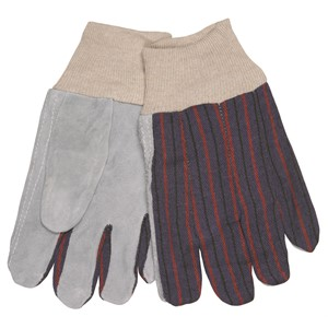 Picture of 1040 MCR Gloves,Select Grade,Clute Leather Palm,Lined Palm