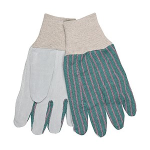Picture of 1042 MCR Gloves,Clute Leather Palm,Leather,Ladies