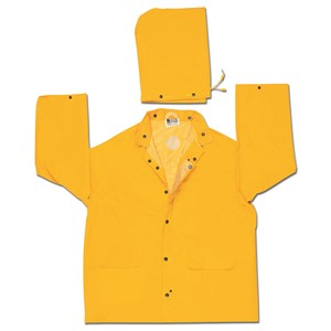 Picture of 240JX3 MCR Classic Plus,.35mm,PVC,POLY,Jacket,Cor Collar,Yellow