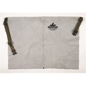 "Picture of 38318MW MCR Leather Welding Waist Apron 24""X 18"""