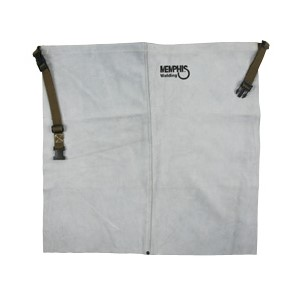 "Picture of 38324MW MCR Leather Welding Waist Apron 24""X 24"""