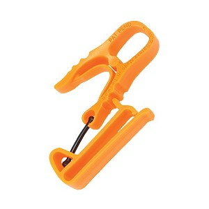Picture of UCDBO MCR Utility Clip,Dielectric,Belt Clip,Orange