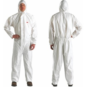 Picture of 05070-00582 3M Disposable Protective CO/A Safety Work Wear 4510-M/00582(AAD)