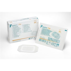Picture of 07387-43586 3M Tegaderm +Pad Film Dressing W/Non-Adherent Pad 3586