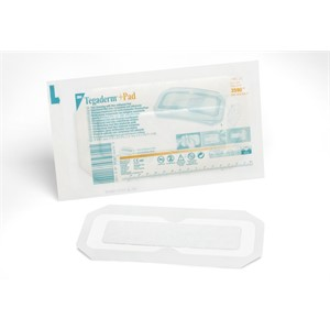 Picture of 07387-44414 3M Tegaderm +Pad Film Dressing W/Non-Adherent Pad 3590