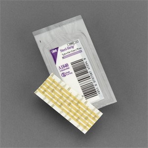 Picture of 07387-47294 3M Steri-Strip Antimicrobial Skin Closures A1840