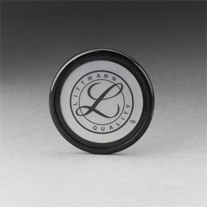 Picture of 07387-49316 3M Littmann Tunable Diaphragm and Rim Assembly,Black rim,36572