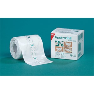 Picture of 07387-56539 3M Tegaderm Transparent Film Roll 16002
