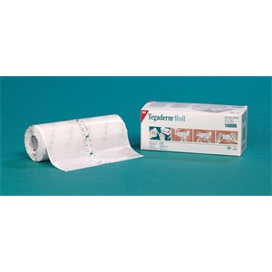 Picture of 07387-56541 3M Tegaderm Transparent Film Roll 16006