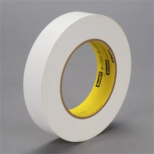 "Picture of 21200-02895 3M Printable Flatback Paper Tape 256 White,1""x 60yd 6.7 mil"