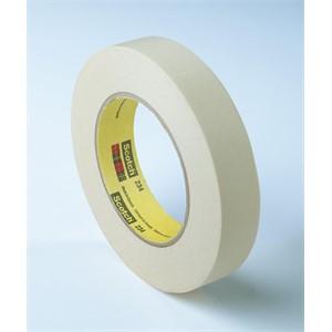 Picture of 21200-02979 3M General Purpose Masking Tape 234 Tan,9mm x 55 m 5.9 mil