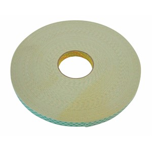 """Picture of 21200-03368 3M Double Coated Urethane Foam Tape 4032 Off-White,4""""x 72yd 1/32"""""""