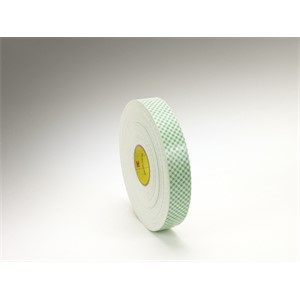 "Picture of 21200-03371 3M Double Coated Urethane Foam Tape 4016 Off-White,1/4""x 36yd 1/16"""