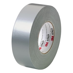 Picture of 21200-22780 3M Extra Heavy Duty Duct Tape 6969 Olive,48mm x 54.8 m 10.7 mil