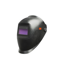 Picture of 46719-74109 3M Welding Helmet 10 W/Auto-Darkening Filter 10V 101121,Shades 10-12