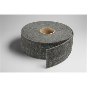 "Picture of 48011-00269 3M-Brite Clean and Finish Roll,4""x 30ft S FIN"