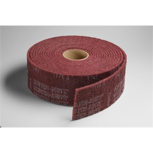 "Picture of 48011-00274 3M-Brite Clean and Finish Roll,6""x 30ft A MED"