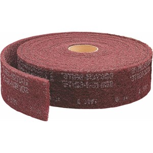 "Picture of 48011-00302 3M-Brite Clean and Finish Roll,4""x 30ft A CRS"