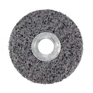 """Picture of 48011-01009 3M-Brite Clean and Strip Unitized Wheel,3""""x 1/2""""x 1/4""""7S XCS"""