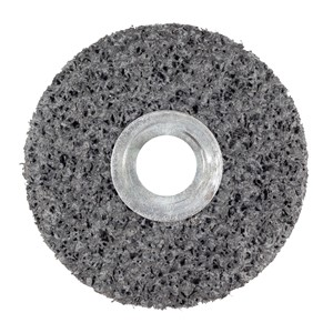 """Picture of 48011-01021 3M-Brite Clean and Strip Unitized Wheel,4""""x 1""""x 1/4""""7S XCS"""
