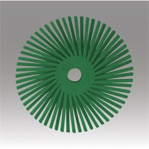 "Picture of 48011-27611 3M-Brite Radial Bristle Disc,1""x 1/8""50"