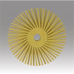 """Picture of 48011-30118 3M-Brite Radial Bristle Disc Thin Bristle,2""""x 3/8""""80"""