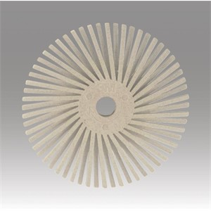 "Picture of 48011-27614 3M-Brite Radial Bristle Disc,9/16""x 1/16""120"