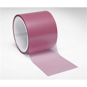 """Picture of 51111-49955 3M Diamond Lapping Film 661X,3.0 Micron Roll,4""""x 50ftx3""""ASO"""