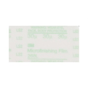 "Picture of 51111-49999 3M Microfinishing PSA Film Type D Sheet 268L,8 1/2""x 11"",30 Micron"
