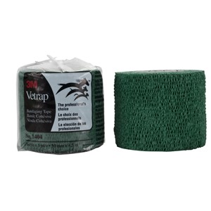 Picture of 51115-04854 3M Vetrap Bandaging Tape,1404HG Hunter Green