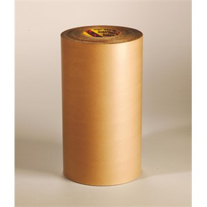 "Picture of 21200-38223 3M Cylinder Mount Build-Up Tape 1640 Clear,18""x 50ft 40.0 mil"