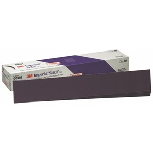 "Picture of 51131-00391 3M Imperial Stikit Sheet,00391,2 3/4""x 16 1/2"",P80E"