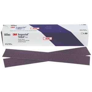 "Picture of 51131-00393 3M Imperial Stikit Sheet,00393,2 3/4""x 16 1/2"",40E"