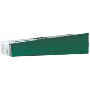 """Picture of 51131-00539 3M Green Corps Hookit Regalite Sheet,00539,2 3/4""""x 16 1/2"""",80E"""