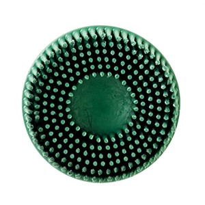 "Picture of 48011-18730 3M-Brite Roloc Bristle Disc,2""x5/8 Tapered 50"