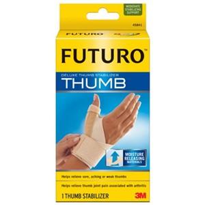 Picture of 51131-20072 3M FUTURO Deluxe Thumb Stabilizer,45842EN,L/Extra-L