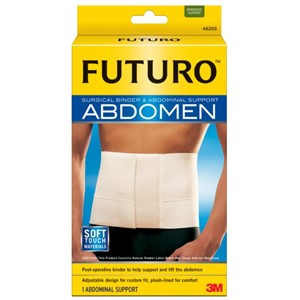 Picture of 51131-20094 3M FUTURO Surgical Binder and Abdominal Support,46200EN,L