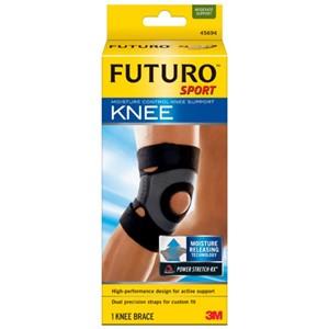 Picture of 51131-20137 3M - FUTURO Sport Moisture Control Knee Support 45694EN,Sm