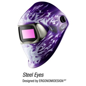 Picture of 51131-37226 3M Speedglas Steel Eyes Welding Helmet 100 07-0012-31SE/37226(AAD)