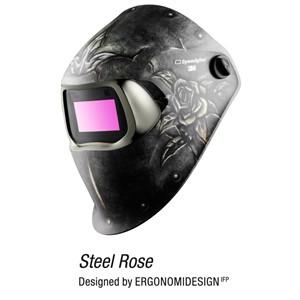 Picture of 51131-37228 3M Speedglas Steel Rose Welding Helmet 100 07-0012-31SR/37228(AAD)