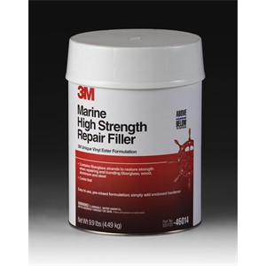 Picture of 51131-46014 3M Marine High Strength Repair Filler,46014,1 Gallon