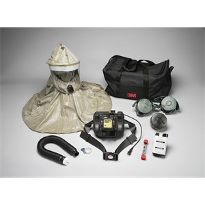 Picture of 51131-91899 3M Hood Powered Air Purifying Respirator (PAPR) System