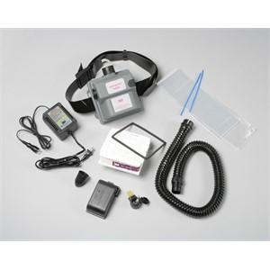 Picture of 51131-98703 3M Air-Mate Vinyl Belt-Mounted High Efficiency (HE) Powered Air Purifying Respirator