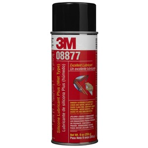 Picture of 51135-08877 3M Silicone Lubricant Plus (Wet Type),08877,9 Ounce