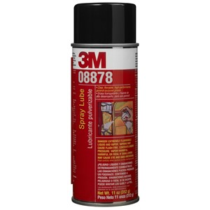 Picture of 51135-08878 3M Spray Lube,08878,11 oz Net Wt