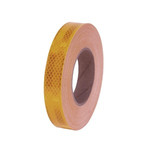 "Picture of 51135-34293 3M Diamond Grade Conspicuity Marking 983-21 ES Yellow,1""x 150ft"